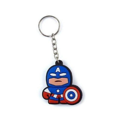 Chaveiro Capitão América - Marvel Comics