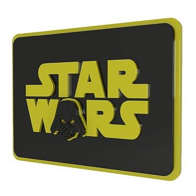 Quadro em Relevo Star Wars