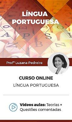 Curso Online - Língua Portuguesa