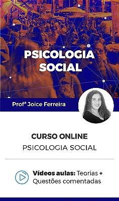 Curso Online - Psicologia Social