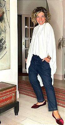 Calça jeans  com gancho (cavalo) baixo  *(se não encontrar o produto que procura, entre em contato pelo instagram ou whatsapp)