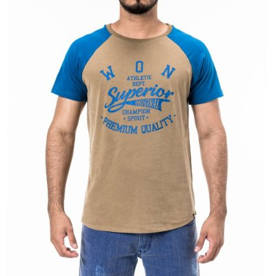 Camiseta Won Raglan Superior