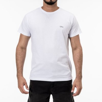Camiseta Branca Won Mini Logo