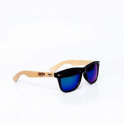 Óculos Won espelhado Azul