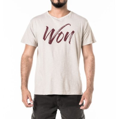 Camiseta Won Pincelado