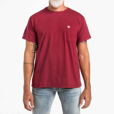 Camiseta WON Colors Vinho