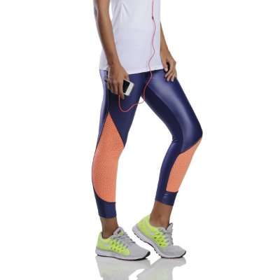 CALÇA LEGGING AGRIDOCE RECORTES GLOW  LATERAL OXYGEN