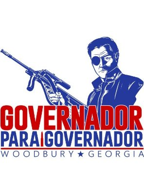 CAMISETA GOVERNADOR