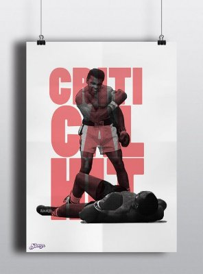 POSTER CRITICAL HIT