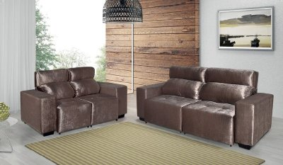 Conjunto de sofás Milan
