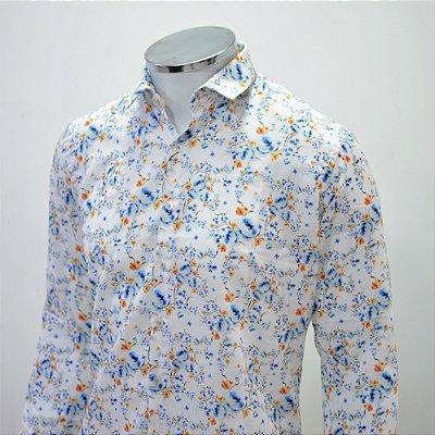 Camisa Ogochi Cult Slim Fit - Floral