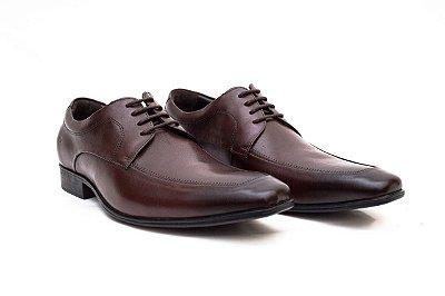 Sapato Democrata Couro Bellagio - Mahogany