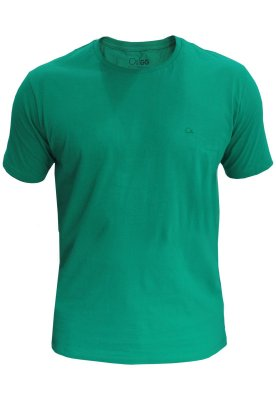 Camiseta Ogochi Essencial - Verde Bandeira