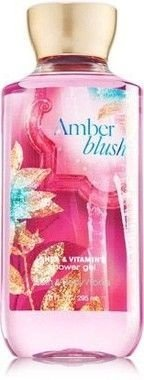 Amber Blush Shower Gel