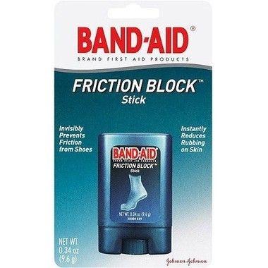 Band aid Friction Block