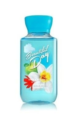 Beautiful Day Shower Gel Travel Size