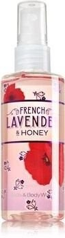 French Lavender & Honey Fine Fragrance Mist Travel Size