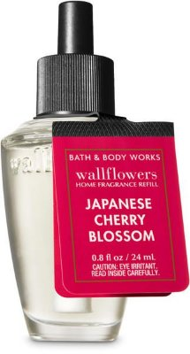 Japanese Cherry Blossom Wallflowers Fragrance Refill