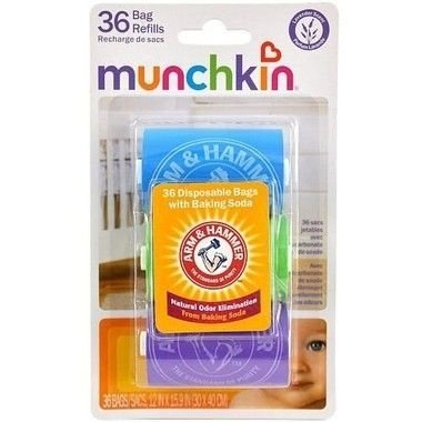Munchkin Arm & Hammer Bag Refills