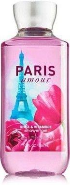 Paris Amour Shower Gel