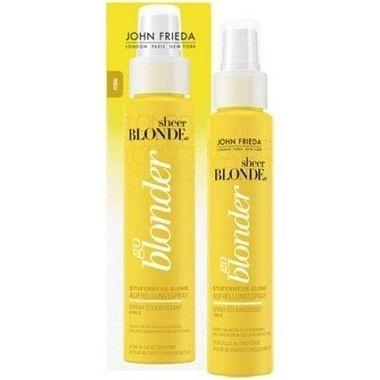 John Frieda Sheer Blonde Go Blonder Lightening Spray