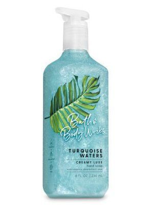 Turquoise Waters Deep Cleansing Hand Soap