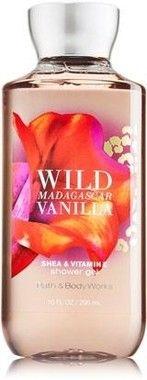 Wild Madagascar Vanilla Shower Gel