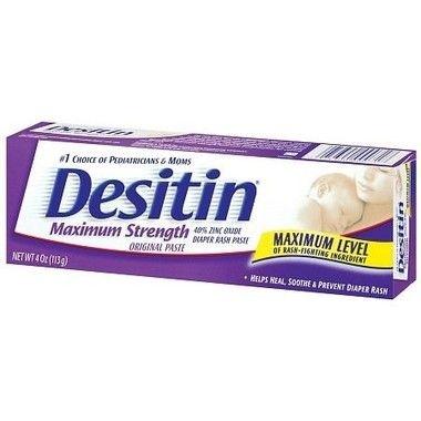 Desitin Maximum Strength Original Paste