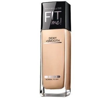 Fit Me Dewy + Foundation Smooth Maybelline