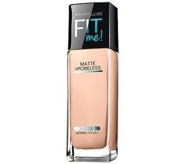 Fit Me Matte + Poreless Foundation Maybelline