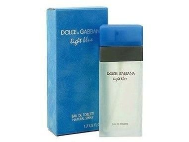 Dolce&Gabbana Light Blue edt