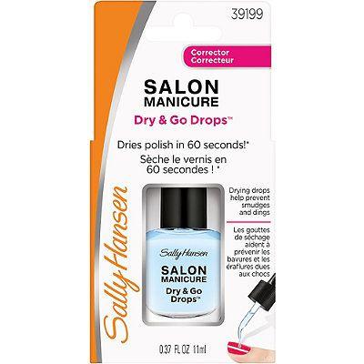 Salon Manicure Dry & Go Drops