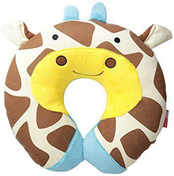 Travesseiro para pescoço Skip Hop Zoo Girafa