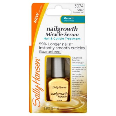 Sally Hansen Nailgrowth Miracle Nail & Cuticle Treatment