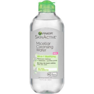 Garnier® SkinActive® All-in-1 Mattifying Micellar Cleansing Water 400 ml