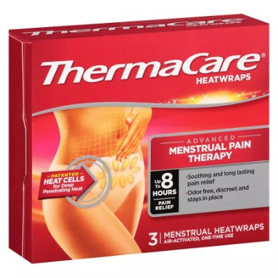 Thermacare menstrual pain