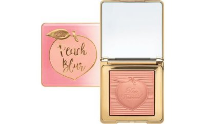 Peach Blur Translucent Smoothing Finishing Powder