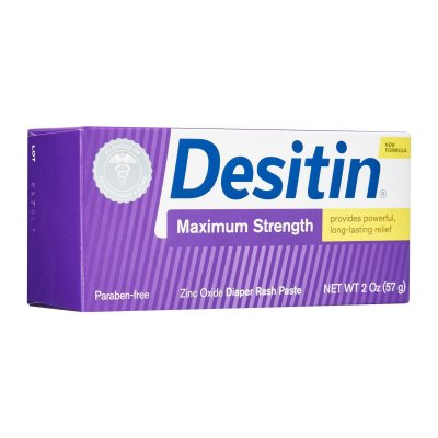 Desitin Maximum Strength Original Paste 56g