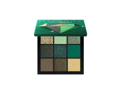 HUDA BEAUTY Obsessions Eyeshadows Palette - Precious stone collection Emerald