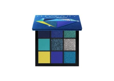 HUDA BEAUTY Obsessions Eyeshadows Palette - Precious Stone Collection Sapphire