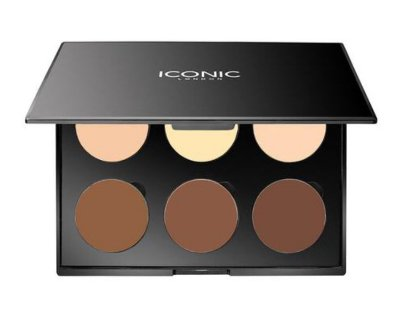 Iconic London Cream Contour Palette