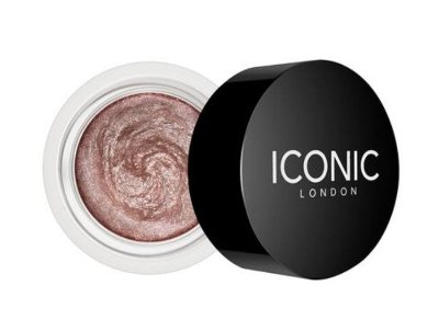 Iconic London Chrome Flash Eye Pot  - Mystic