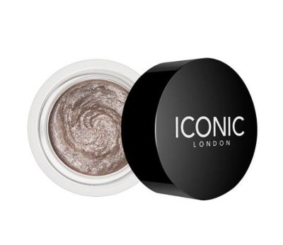Iconic London Chrome Flash Eye Pot - Lunar