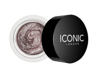 Iconic London Chrome Flash Eye Pot  - Eclipse