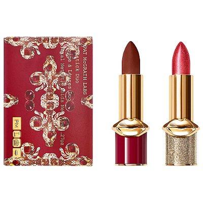 PAT MCGRATH LABS BlitzTrance Divine Lipstick Duo - Edição Limitada