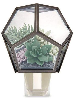 Geo Terrarium Wallflowers Fragrance Plug