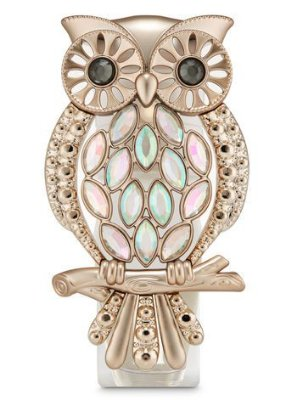 Marquee Owl Nightlight Wallflowers Fragrance Plug