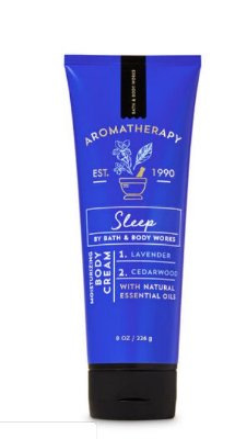 Sleep Lavender Cedarwood Body Cream