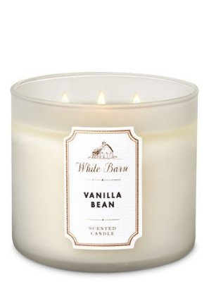 Vanilla Bean 3-Wick Candle