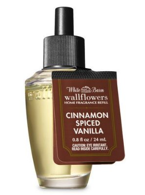 Cinnamon Spiced Vanilla Wallflowers Fragrance Reffil